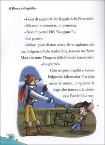 Libro Il pirata delle nebbie. Con stickers Marco Innocenti 2