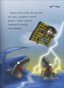 Libro Il pirata delle nebbie. Con stickers Marco Innocenti 3