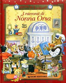 Antondemarirreguera.es I racconti di Nonna Orsa Image