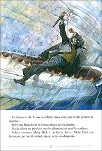 Libro Moby Dick Herman Melville 2