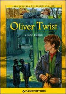 Voluntariadobaleares2014.es Oliver Twist. Ediz. illustrata Image