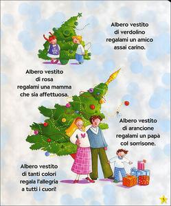 Libro Le filastrocche di Natale Patrizia Nencini , Giuliana Donati 1