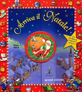 Foto Cover di Arriva il Natale!, Libro di Anna Casalis,Tony Wolf, edito da Dami Editore