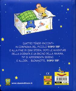 Buonanotte topo tip libro dami editore topo tip ibs for Topo tip giocattoli