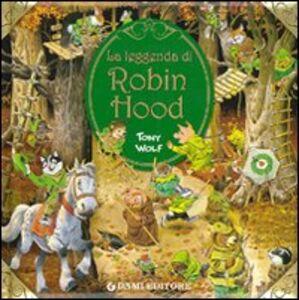 Libro La leggenda di Robin Hood