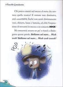 Libro Il vascello camaleonte. Capitan Fox. Con adesivi Marco Innocenti , Simone Frasca 1