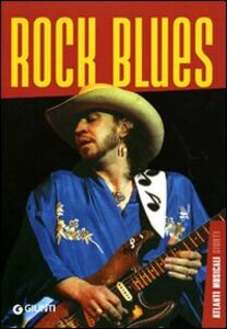 Libro Rock blues Mauro Zambellini