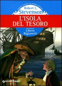 Libro L' isola del tesoro Robert Louis Stevenson 0