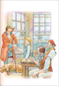 Libro L' isola del tesoro Robert Louis Stevenson 2