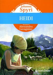 Libro Heidi Johanna Spyri