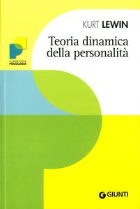 Libro Teoria dinamica della personalità Kurt Lewin