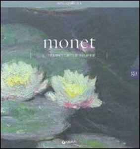 Libro Monet. Il tempo delle ninfee