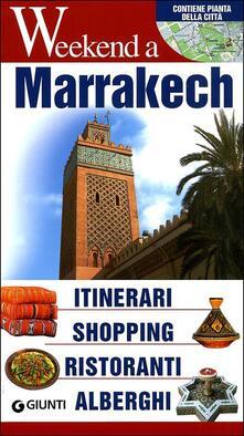 Marrakech. Itinerari, shopping, ristoranti, alberghi.pdf