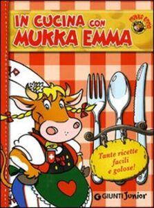 Libro In cucina con Mukka Emma Peter Coolbak