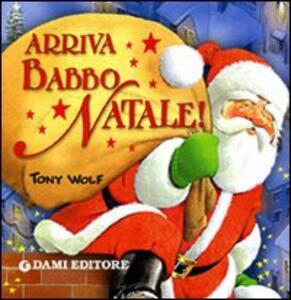 Arriva Babbo Natale! Ediz. illustrata