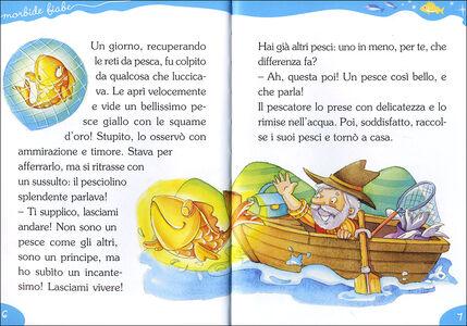 Libro Il pesciolino d'oro Jacob Grimm , Wilhelm Grimm 1