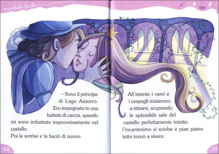 Libro La bella addormentata Charles Perrault 1