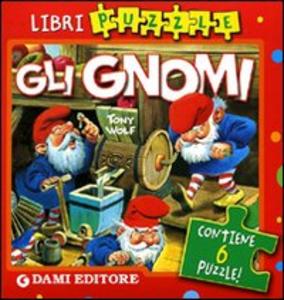 Libro Gli gnomi. Ediz. illustrata. Con 6 puzzle Silvia D'Achille