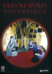 Foto Cover di Ugo Nespolo. Novantiqua, Libro di  edito da Giunti Editore