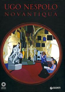 Voluntariadobaleares2014.es Ugo Nespolo. Novantiqua. Ediz. illustrata Image