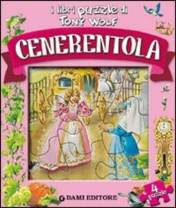 Libro Cenerentola. Con 4 puzzle Anna Casalis