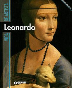 Libro Leonardo. Ediz. spagnola Enrica Crispino