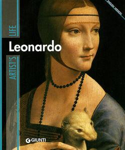 Foto Cover di Leonardo. Ediz. inglese, Libro di Enrica Crispino, edito da Giunti Editore