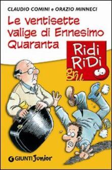 Squillogame.it Le ventisette valige di Ennesimo Quaranta Image