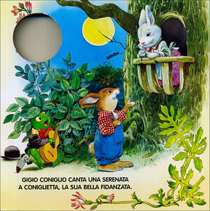 Libro Cri-Cri grillo cantante Tony Wolf , Silvia D'Achille 2