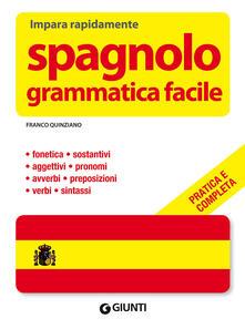 Antondemarirreguera.es Spagnolo. Grammatica facile Image