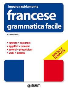Libro Francese. Grammatica facile Elena Romano