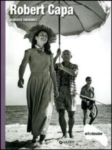 Libro Robert Capa. Ediz. illustrata Alberta Gnugnoli