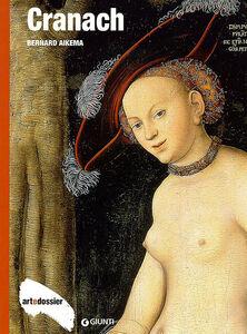 Foto Cover di Cranach, Libro di Bernard Aikema, edito da Giunti Editore