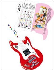 Libro Il libro chitarra. Con gadget
