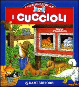 Libro I cuccioli Silvia D'Achille , Marco Campanella 0