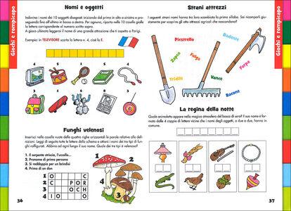 Foto Cover di Super enigmistica. 365 enigmi e passatempi, Libro di  edito da Giunti Junior 1