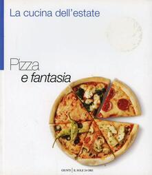Pizza e fantasia - copertina