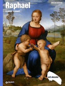 Raffaello. Ediz. inglese - Claudio Strinati - copertina