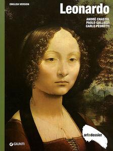 Foto Cover di Leonardo. Ediz. inglese, Libro di AA.VV edito da Giunti Editore