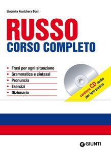 Libro Russo. Corso completo. Con CD Audio Liudmila Koutchera Bosi