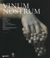 Vinum nostrum. Arte, scienza e miti del vino nelle civiltà del Mediterraneo antico. Catalogo della mostra (Firenze, 20 luglio 2010-30 aprile 2011)