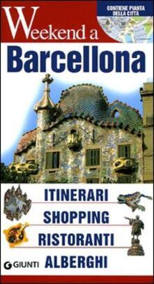 Winniearcher.com Barcellona. Itinerari, shopping, ristoranti, alberghi Image