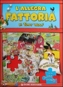 L allegra fattoria. Libro puzzle. Ediz. illustrata.pdf