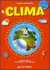 Il clima. Con stickers