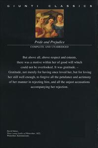 Pride and Prejudice - 2