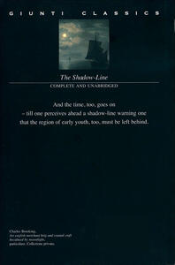 Theshadow-line. Ediz. integrale - 2