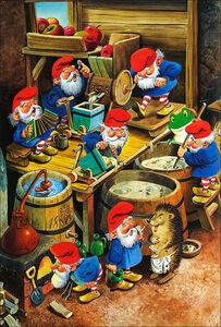 Libro Gnomi. Le storie del bosco. Ediz. illustrata Peter Holeinone , Tony Wolf 1