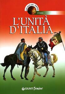 L' Unità d'Italia - Stefano Varanelli - copertina