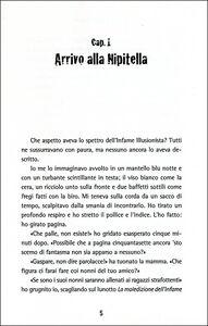 Foto Cover di Il mistero della città fantasma, Libro di Domenica Luciani, edito da Giunti Junior 1