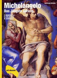 Aboutschuster.de Michelangelo. Das Jüngste Gericht. Ediz. illustrata Image